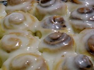 Печем самые вкусные булочки с корицей