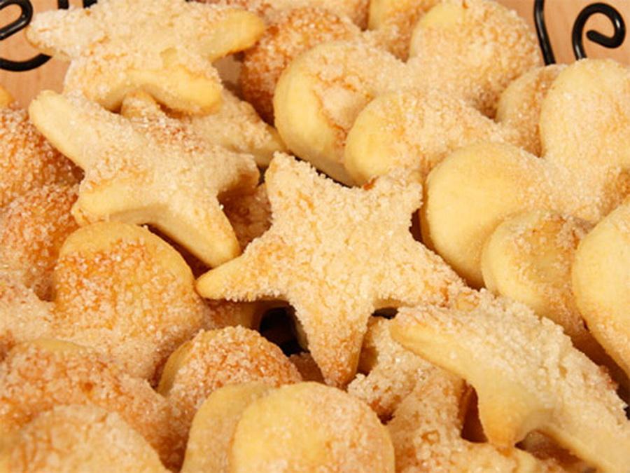 Песочное печенье - рецепт